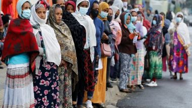 World News   Tigray Conflict Clouds Ethiopia's 'historic' Parliamentary Election