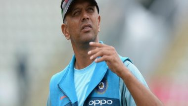 Sports News | NCA Head Dravid Learnt from Personal Experience of Going on an 'A' Tour and Not Getting an Opportunity