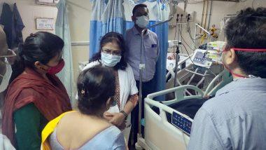 Mumbai Hospital Shocker: Rat Bites Patient's Eyes at BMC Hospital