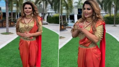 Indian Idol 12: Rakhi Sawant To Make a Dhamakedar Appearance on the Singing Reality Show (Watch Video)