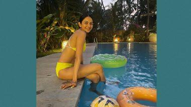 Rakul Preet Singh Gives Ultimate Beach Vibes as She Shares Throwback Pic in Bright Yellow Bikini!