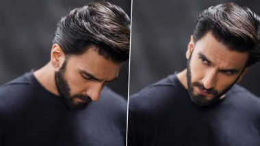 Ranveer Singh Looks Extremely Suave And Dashing In These New Pictures