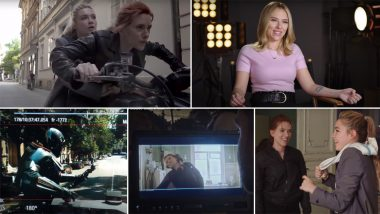 Black Widow: Scarlett Johansson and Team Talk About How the Film Will Be More Than Just Action Scenes (Watch Video)