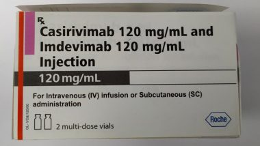 COVID-19 Patients Relieved of Coronavirus Symptoms in 24 Hours After Taking Antibody Cocktail Drug Casirivimab and Imdevimab