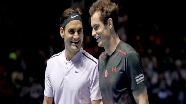 French Open 2021: 'Feeling is Mutual' Says Roger Federer After Andy Murray Calls His Game 'Inspirational'
