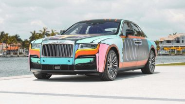 Culinary Excellence, Art and Rolls-Royce Featuring Bradley Theodore and Curated by Supercar Rooms