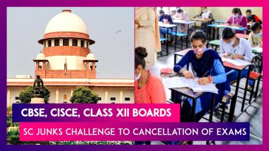 Supreme Court's Stern Warning To Andhra Pradesh On Class 12 Exams, Also Junks Challenges To Exam Cancellations