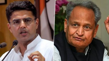 Sachin Pilot vs Ashok Gehlot: Congress Leader Summoned in Rajasthan Phone Tapping Case
