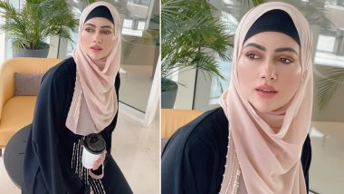 Sana Khan Gets Trolled for Wearing Hijab; She Hits Back With a Befitting Reply