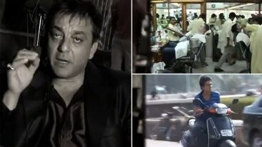 Sanjay Dutt's Old Ad About 'Manliness' On Why Men Should Not Act Feminine is Going Viral (Watch Video)