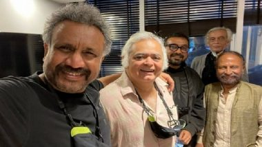 Directors Anubhav Sinha, Hansal Mehta, Anurag Kashyap, Sudhir Mishra and Ketan Mehta Reunite Over 'Samosas'
