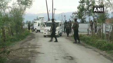 Jammu and Kashmir: 3 Terrorists Killed in Gun Battle with Army Soldiers in Bandipore