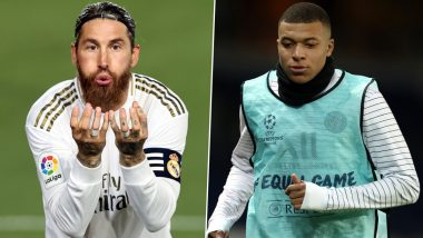 Kylian Mbappe Transfer News: Sergio Ramos Trying To Obstruct Frenchman's Potential Move To Real Madrid