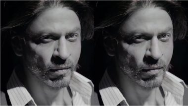 Shah Rukh Khan's Desirable New Look Is Going Viral Right Now and No, It's Not From Pathan!