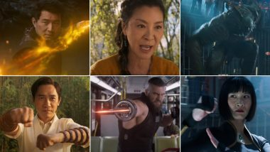 Shang-Chi and the Legend of the Ten Rings Trailer: Hulk Villain Abomination Shows Up in Simu Liu's Action-Packed Marvel Movie (Watch Video)