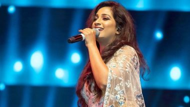 Shreya Ghoshal Day 2021: Here's Why Shreya Ghoshal Is Trending on Twitter; Singer Thanks Fans for Making the Day Special Every Year