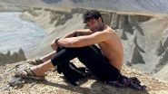 Siddhant Chaturvedi Is Serving Some Really Hot Travel Goals, Check Out His Shirtless Pic (View)
