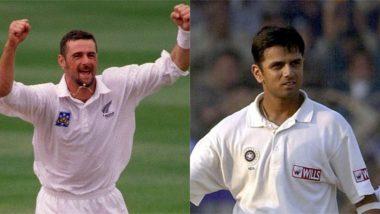 India vs New Zealand Part 12, 1998/99: Simon Doull Demolishes, Rahul Dravid Resists