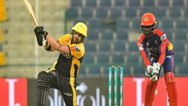 Sports News | PSL: Karachi Kings out of Title Race After Losing Against Peshawar Zalmi