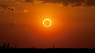 Solar Eclipse 2021 Sutak Time, Date and Duration of 'Ring of Fire': Will Surya Grahan Be Visible in India? Which Indian Cities Will Witness Annular Solar Eclipse?