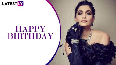Sonam Kapoor Birthday Special: 11 Unfiltered Quotes by the Actress That Prove She's Just the Voice We Need!