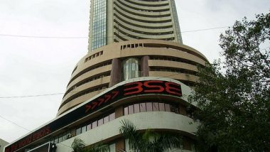 Equity Indices Trade Lower, Adani Ports Down 17%