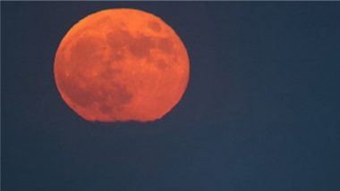 Strawberry Moon 2021: Here Are 5 Facts About Supermoon Ahead of Thursday Night's Amazing Celestial Phenomenon