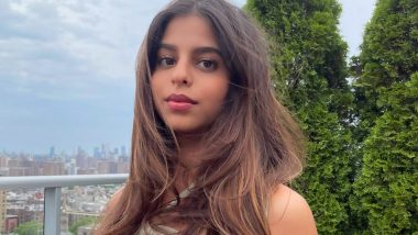 Suhana Khan's Video Lip-Syncing Justin Bieber's Peaches Goes Viral on the Internet (Watch Video)