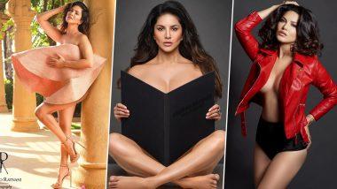 Sunny Leone's Smoking Hot Pics From Dabboo Ratnani's Calendar Photoshoot Over the Years; See Bold PHOTOS