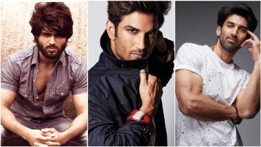 Sushant Singh Rajput Tops The Times 50 Most Desirable Men 2020 List, Vijay Deverakonda and Aditya Roy Kapur Take 2nd and 3rd Spot