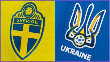 Sweden vs Ukraine, UEFA Euro 2020 Live Streaming Online & Match Time in IST: How to Get Live Telecast of SWE vs UKR on TV & Free Football Score Updates in India