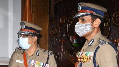 Sylendra Babu, 1987-Batch IPS Officer, Takes Charges as Tamil Nadu DGP After JK Tripathy Retires
