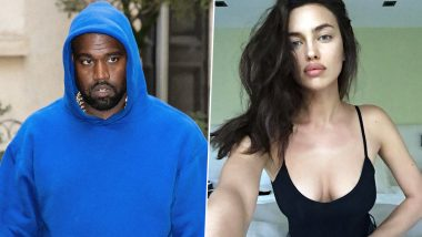 Kanye West Reportedly Spent His 44th Birthday With Supermodel Irina Shayk in France