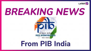 Indian Railways Generated 14,14,604 Man-days During the Garib Kalyan Rozgar ... - Latest Tweet by PIB India