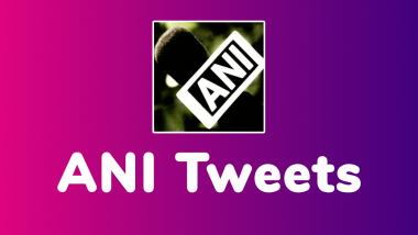 'Anti-Government Elements' Attacked United Nations' Main Compound in Herat, Afghanistan ... - Latest Tweet by ANI
