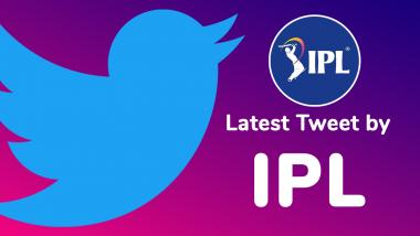 Match 30. Mumbai Indians XI: Q De Kock, I Kishan, A Singh, S Yadav, S Tiwary, K Pandya, K ... - Latest Tweet by IndianPremierLeague