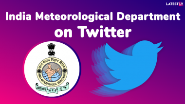 Weather Review for Past One Week and Forecast for Next Two Weeks Dated ... - Latest Tweet by India Meteorological Department
