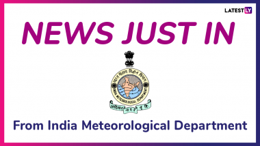 18-06-2021; 0800 IST; Thunderstorm with Light to Moderate Intensity Rain Would Occur over ... - Latest Tweet by India Meteorological Department