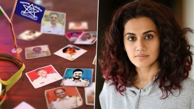 Taapsee Pannu Shares A Heart-Breaking Video About 118 Cops Of Mumbai Police Who Died Due To COVID-19