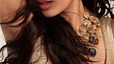 Janhvi Kapoor Flaunts Gorgeous Tarun Tahiliani and Anamika Khanna Outfits for New Photoshoot!