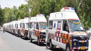 Business News   Tata Motors Supplies 25 Ambulances of Total 115 to Gujarat Government