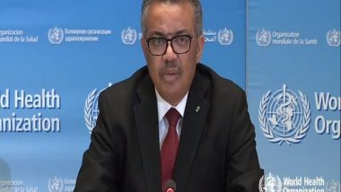 WHO Chief Tedros Adhanom Asks China to Cooperate With Probe into Origins of COVID-19