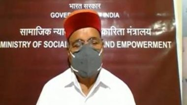 International Day Against Drug Abuse and Illicit Trafficking 2021: Thawaarchand Gehlot Launches Website for Nasha Mukt Bharat Abhiyaan