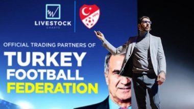 The Partnership Between Livestockchart and the Turkish Football Club
