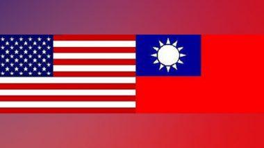 World News | US, Taiwan to Restart Trade Talks