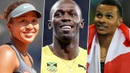 Tokyo Olympics 2020: Usain Bolt, Naomi Osaka and Others Feature in 'Stronger Together' Campaign