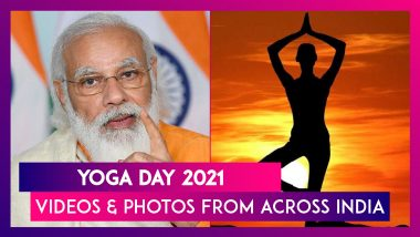 Yoga Day 2021: 'Yoga Remains A Ray Of Hope As The World Fights Covid-19,' Says PM Narendra Modi