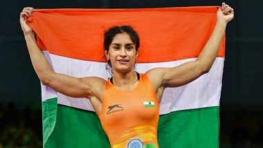 Sports News   Indian Wrestler Vinesh Phogat Clinches Gold at Poland Open