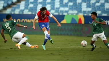 Uruguay vs Chile, Copa America 2021 Live Streaming Online & Match Time in IST: How to Get Live Telecast of URU vs CHI on TV & Free Football Score Updates in India