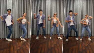 Keerthy Suresh Wishes Thalapathy Vijay On His Birthday By Dancing On Aal Thotta Boopathy Song From Youth And We Are Loving it! (Watch Video)
